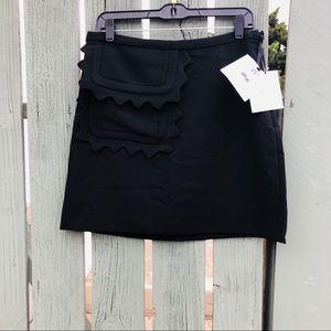 Victoria Beckham pocket mini skirt